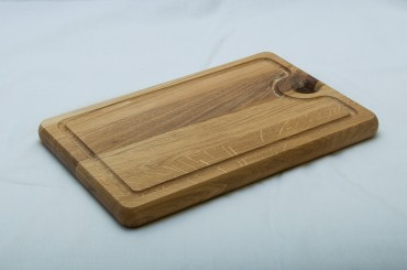 Oak cutting board 20x30 cm