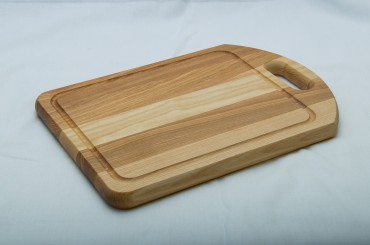 Oak cutting board 22x35 cm