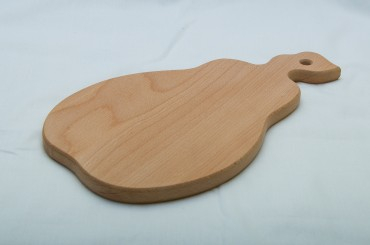 Pear shaped cutting board 22x38 cm