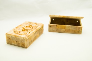 Big jewelry box 14,5x9x4,5 cm