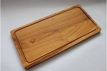Big Cherry cutting board 24x48 cm