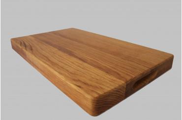 Big oak cutting board 30x50 cm
