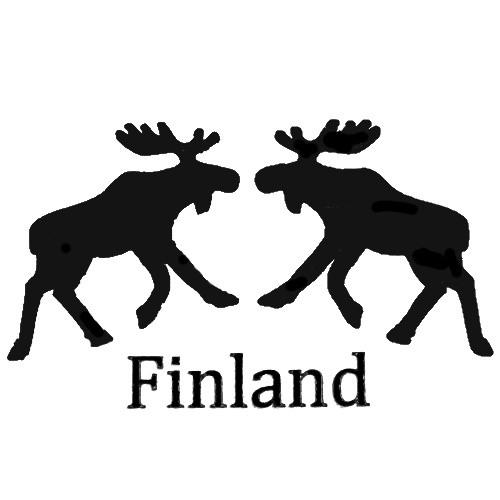 Kaks põtra Finland